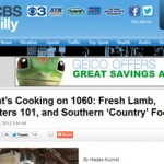 CBS Philly – What's Cooking on 1060