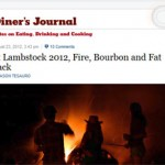 The New York Times – Dining and Wine Journal