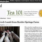 The Washington Post – Lifestyle and Food Feature